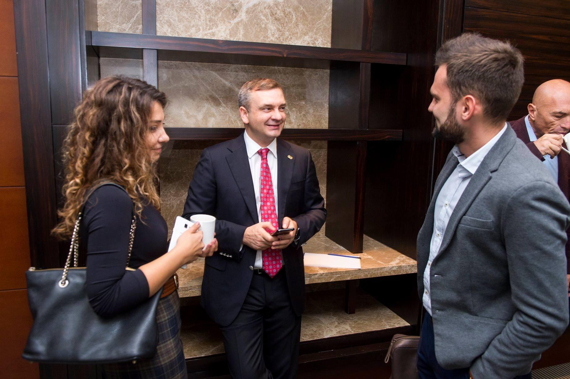 European Business Association Expert Talk