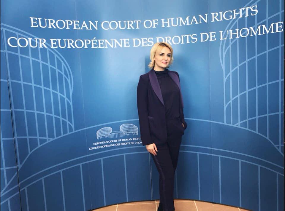 Керуючий партнер LEZO LAW Company Наталія Федик відвідує ЄСПЛ